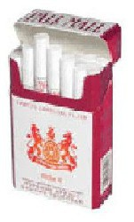 Viceroy 24 Red (Pall Mall 24 Red) (24 cigarettes /paquet) - 3 cartouches