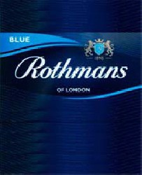 Viceroy Blue (Rothmans Blue) - 6 cartouches