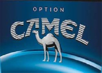 Camel Option (Activate Freshness) - 3 cartouches
