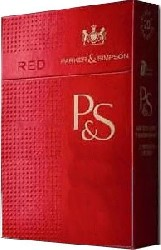 P&S Black (Parker&Simpson) - 6 cartouches