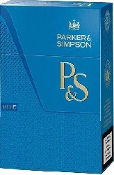 P&S Gold (Parker&Simpson) - 6 cartouches